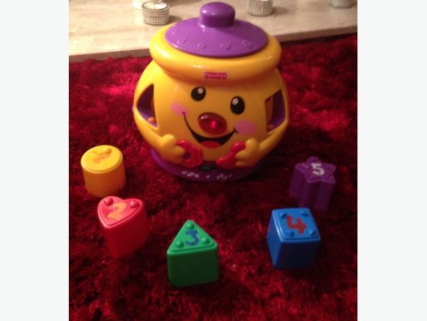 Baby Shape Jar