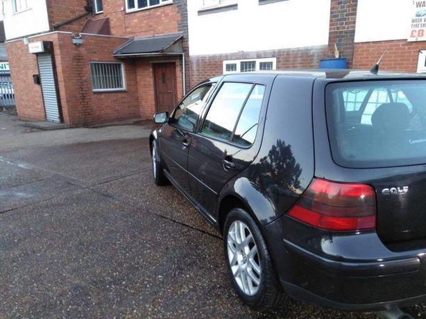 mk4 golf gt tdi 150 spares or repairs