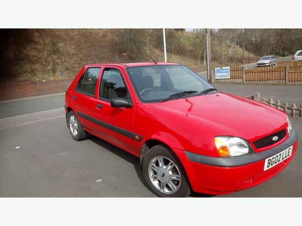 ford fiesta 1.3 flight petrol manual vgc low miles great first car