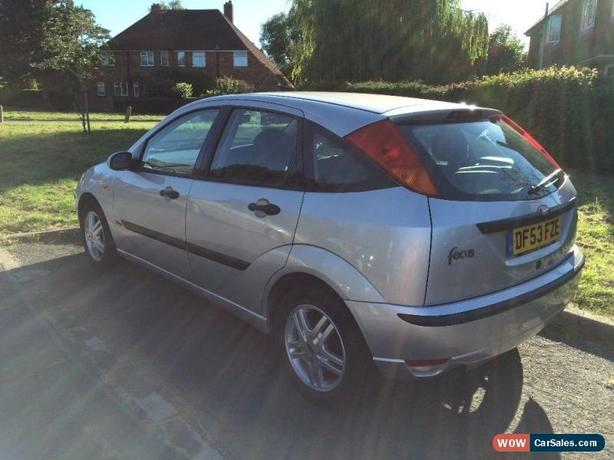 ford focus mk1 breaking for parts