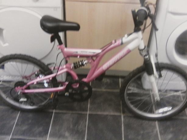 childs mountin bike