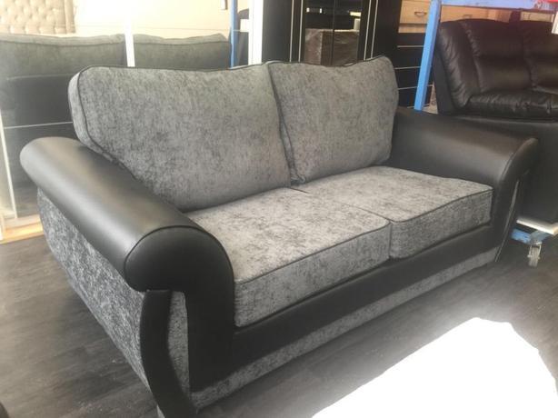 3 + 2 Brand New, Unused Fabric Sofa