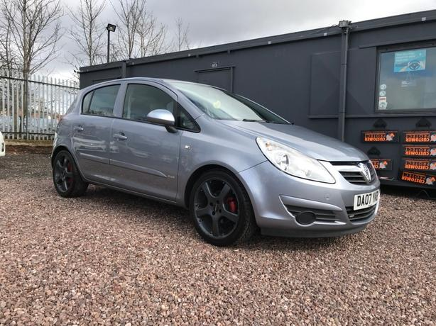 Vauxhall Corsa 1.2 i 16v Club Easytronic 5dr AUTO, LOW MILES, HPI CLEAR