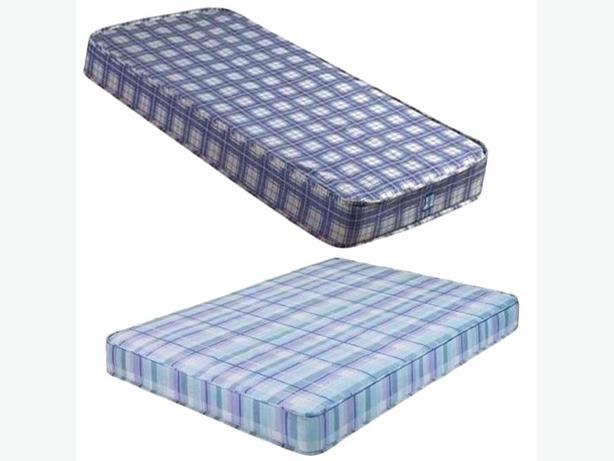 brandnew DOUBLE QUALITY BUDGET RANGE MATTRESS £45