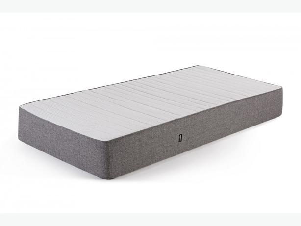 SINGLE QUALITY GREY BORDER ORTHOPAEDIC MATTRESS £55