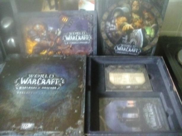 World of Warcraft collectors items