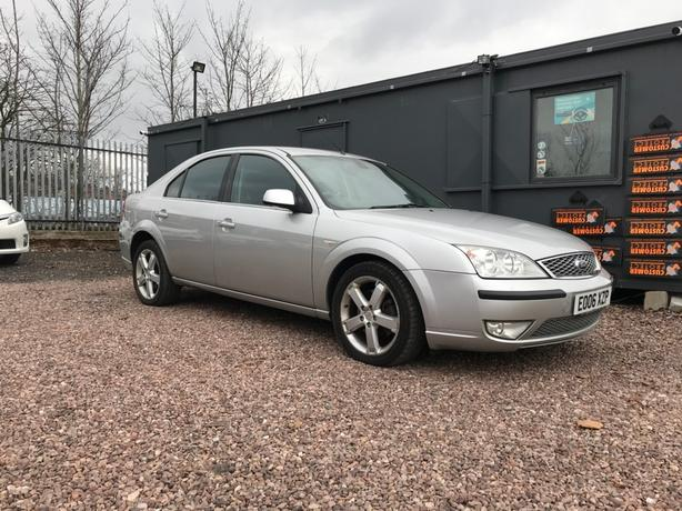 Ford Mondeo 2.0 TDCi SIV Titanium 5dr SERVICE HISTORY