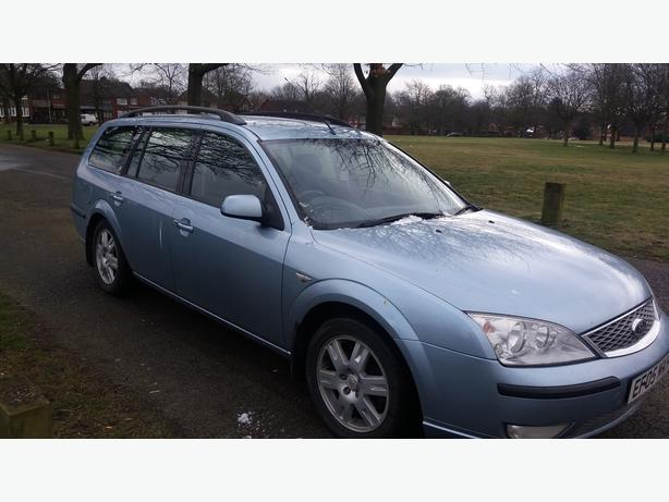 Ford mondeo 2.0 tdci estate ghia diesel 2005/05 reg mot june