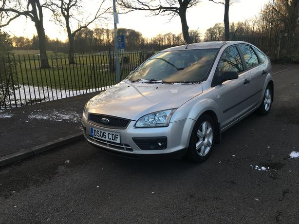 Ford Focus 1.8 Turbo diesal, 2006  model, 5dr, long mot