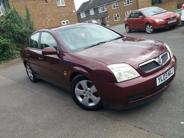 Vauxhall Vectra 1.8 85k in good condition long mot hpi clear px swap