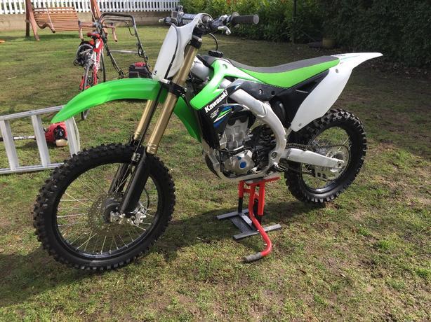 kx450f Brand New never ridden