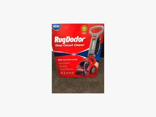 RUG DOCTOR DEEP CARPET CLEANER *BRAND NEW*