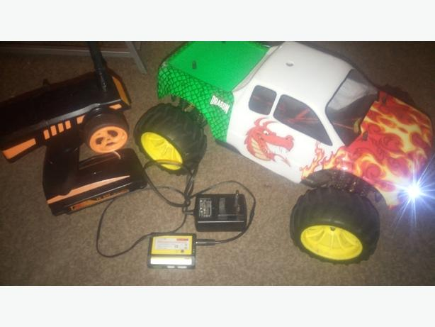 brushless rc car may swap