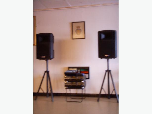Profesional Stage Equipment
