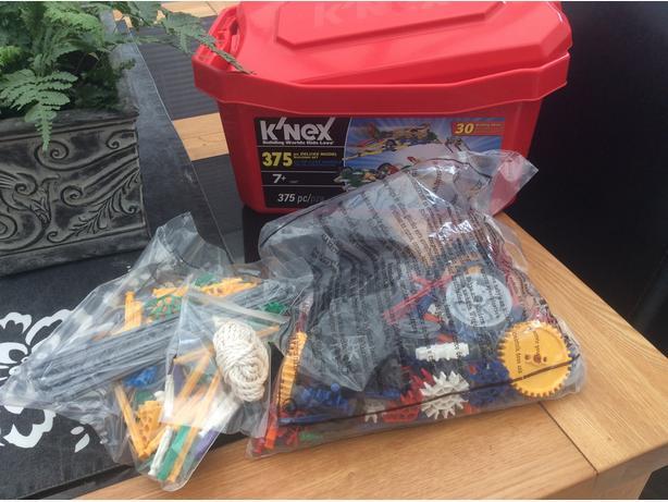 K nex new in box ( unwanted Xmas gift )