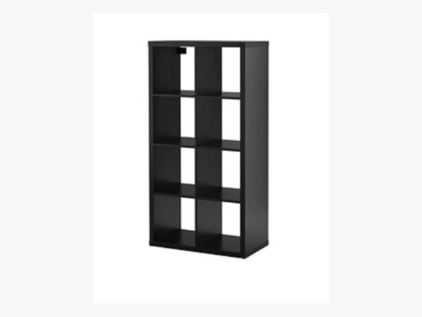 Ikea Kallax Shelving Unit Blackbrown Kingswinford Dudley