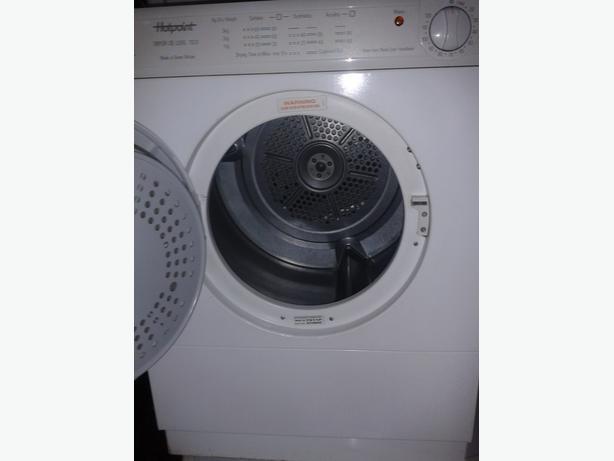 hotpoint 3 kg tumble dryer