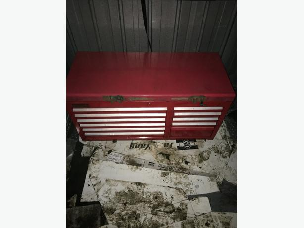 Britool Tool Box