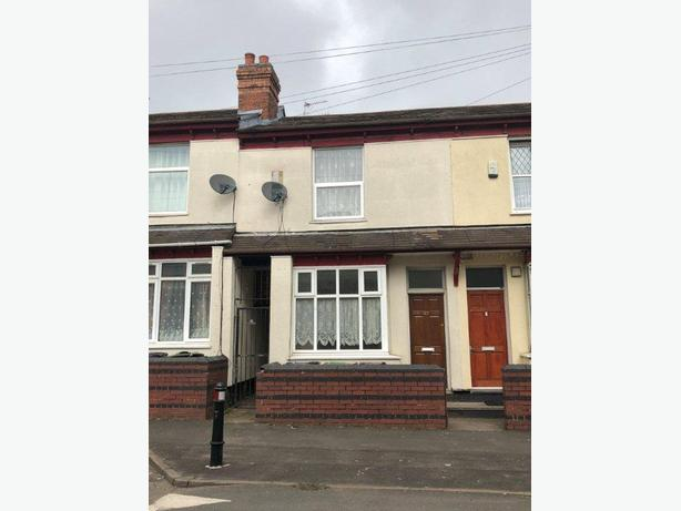*B.C.H* 3 Bed Home- Maxwell Road, WOLVEHAMPTON *NO DEPOSIT*