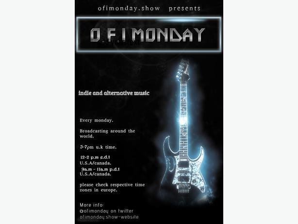 O.F.I Monday radio show