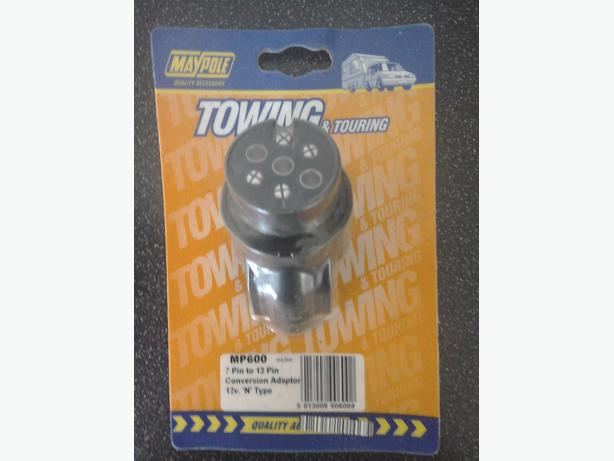 Towbar adapter