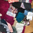 ladies clothing bundle 44 items 14/18 M&S Jack wolfskin NEXT