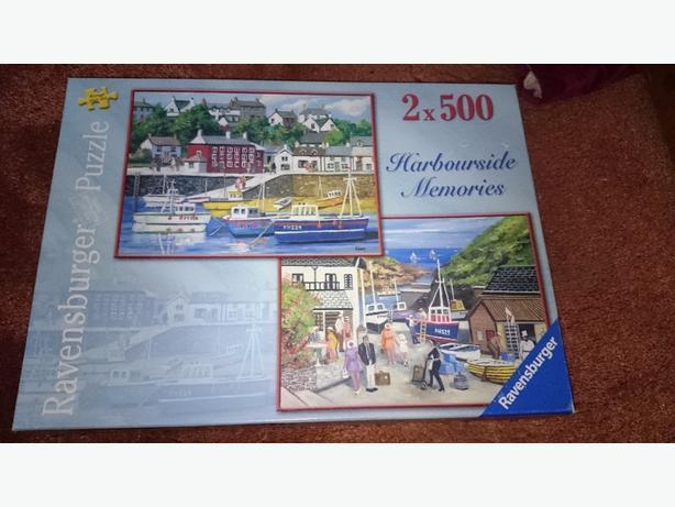 x2 500 jigsaw puzzles