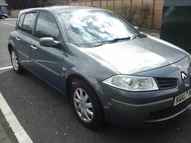 Renault megane dynamic 1.6