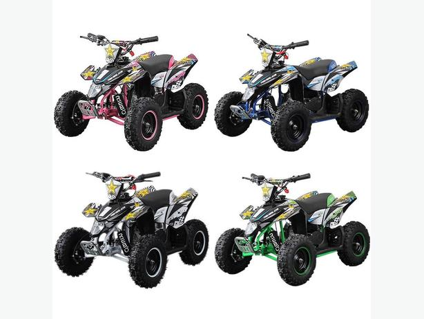 sale £429 electric 1000 watt 36v quads inc FREE HELMET  THIS WEEK ONLY !!!!!!!!!