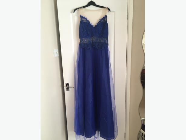 brand new prom dress size 8