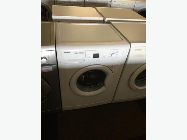 6KG BEKO WASHER/WASHING MACHINE WITH GUARANTEE🌎🌎PLANET APPLIANCE🌎🌎