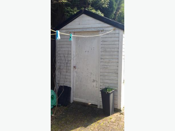 FREE: garden shed