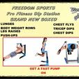 Pro Fitness Dip Station Brand New Boxed SEE ALL PICTURES