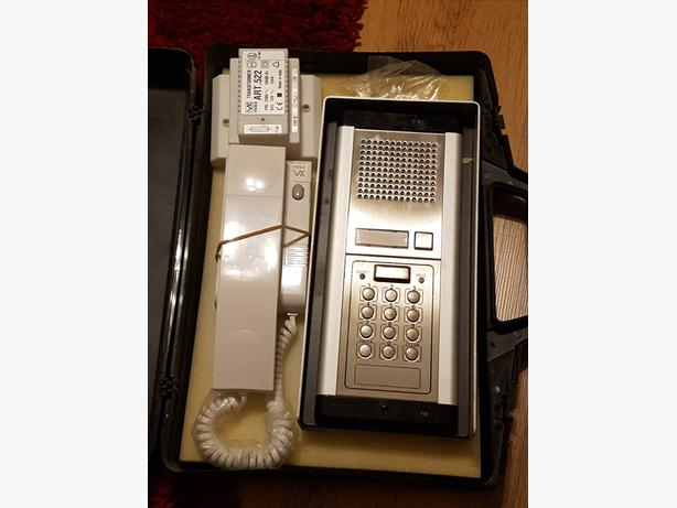 VX 800 Videx 1-1 And Keypad Intercom