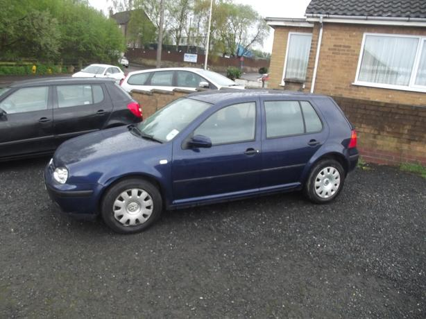 volkswagon golf 1.9 tdi