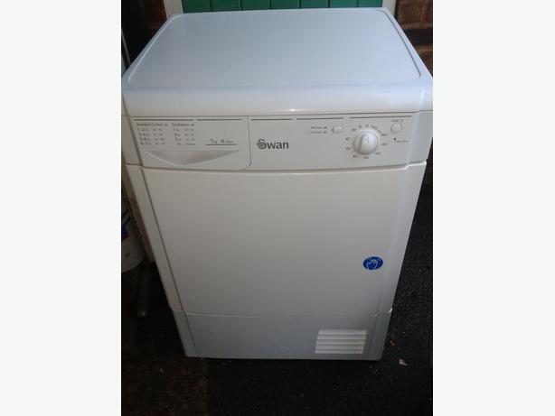 Swan condenser tumble dryer