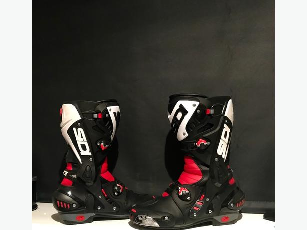 Motorcycle Sidi Vortice UK 9 Boots