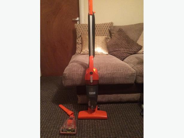 light weight 2in1 vacuum