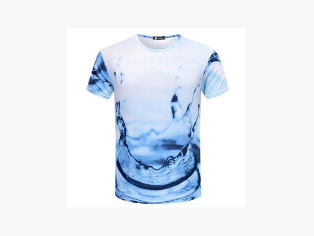 Buy Custom Screen Print T-Shirt at Wholesale Price