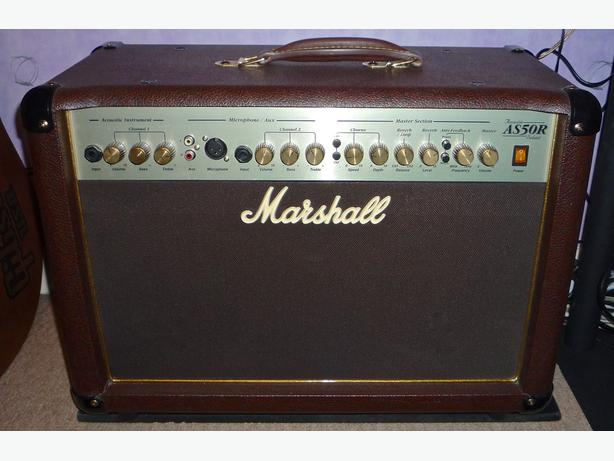 Marshall AS 50 R Acoustic guitar amplifier