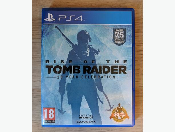 PS4 Tomb Raider