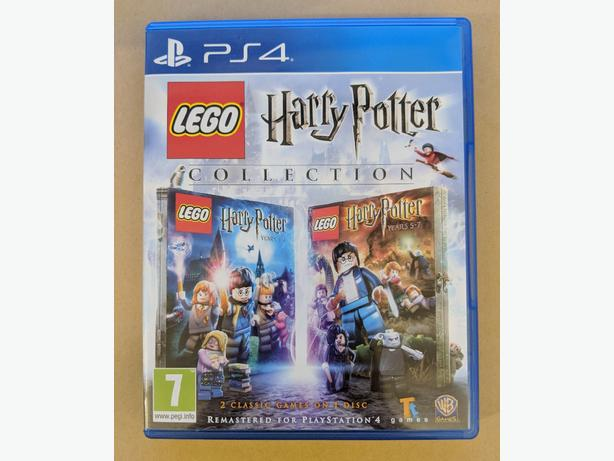 PS4 Harry Potter Years Collection