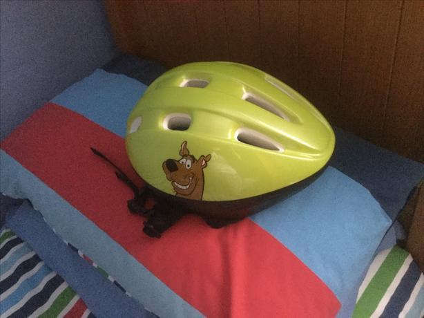 Bike/skateboard helmet