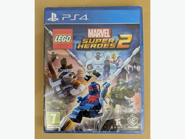 (BrandNew) PS4 Lego Marvel Super Heroes 2