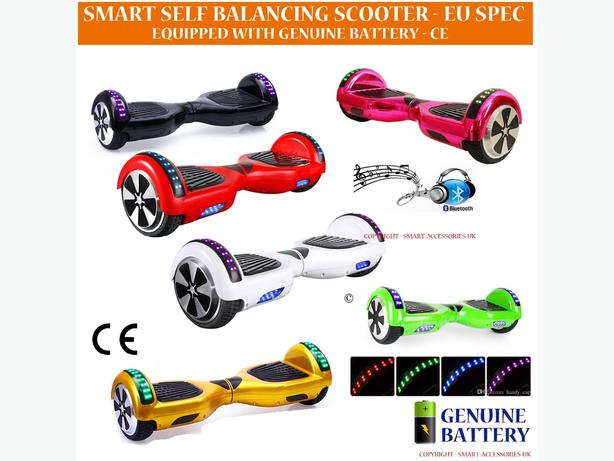 Segway Balance Board Bluetooth with Lights Brand New Boxed Hoverboard