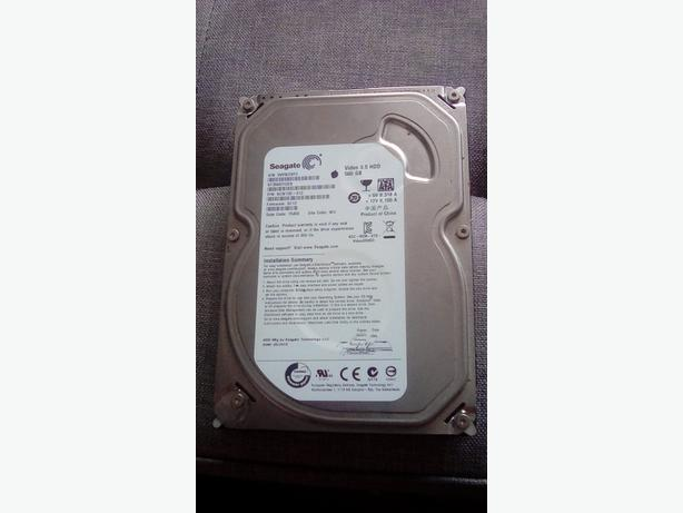 500gb sata harddrive