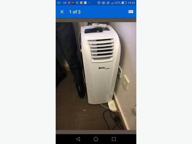 Super Cool FSC 14 Air Conditioning Unit, bought last