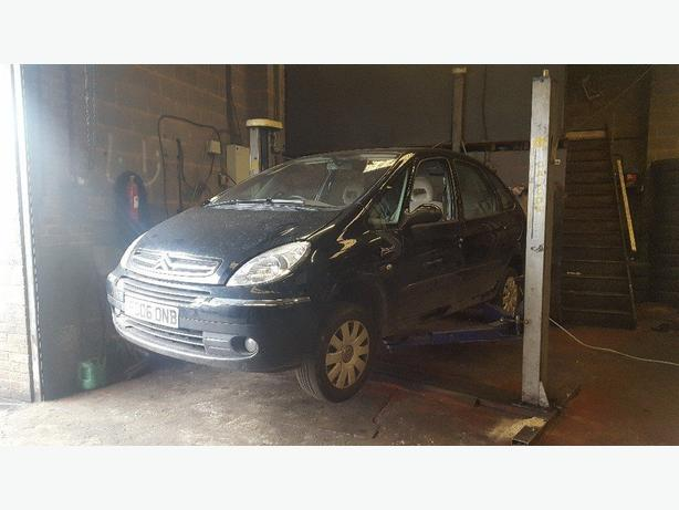 BREAKING CITROEN XSARA PICASSO