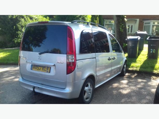 MERCEDES VANEO CDI 1.7 MOT 7 SEATER PX WELCOME