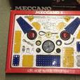 Vintage Meccano set number 5